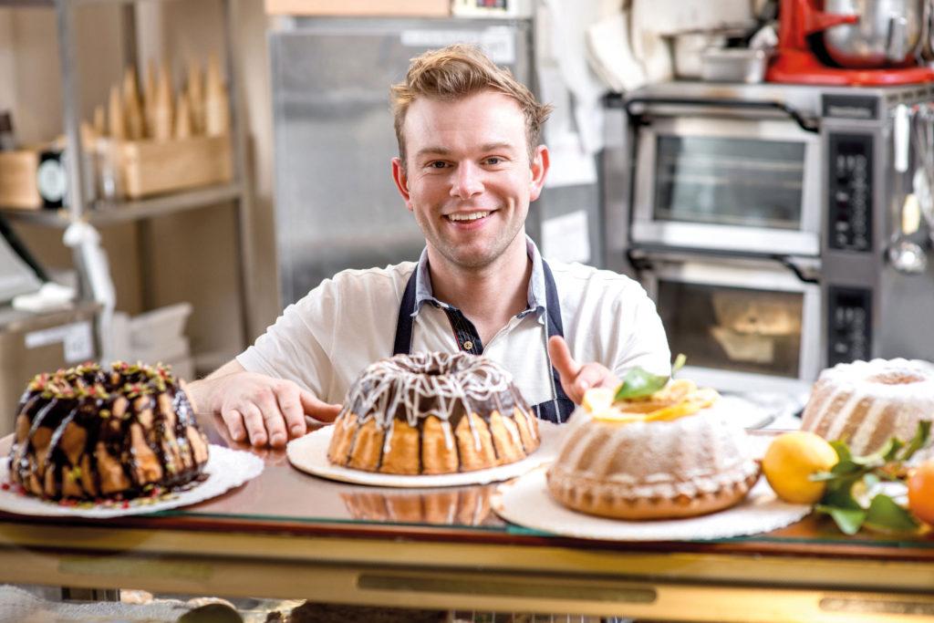 Course of Pastry Maker - Corso di Pasticciere